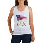 US flag e1 Women's Tank Top