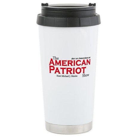 The American Patriot Show Stainless Steel Travel M