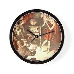 September, 1926 Wall Clock