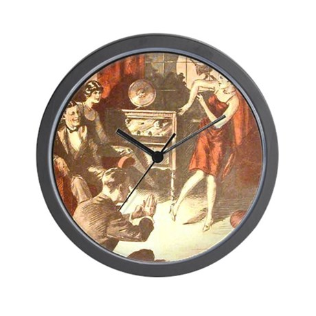 September, 1926 Wall Clock