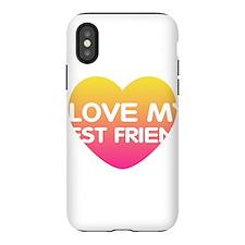 I Heart Lulu Spencer Galaxy Note 2 Case