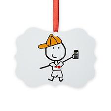 Cool Cellphone Ornament