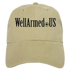 WellArmed.US Baseball Cap