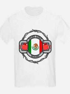 Hard Core Ireland Tennis T-Shirt