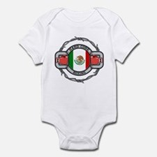 Hard Core Ireland Tennis Infant Bodysuit