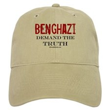 Benghazi Truth Baseball Cap
