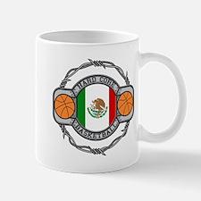 Mexico Basketball Mug