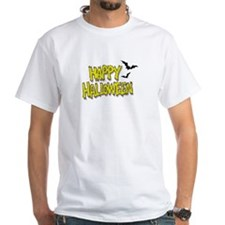 Yellow Happy Halloween Shirt