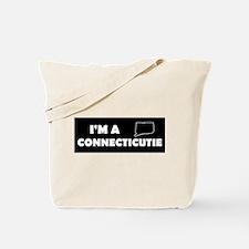 I'm a Connecticutie Tote Bag
