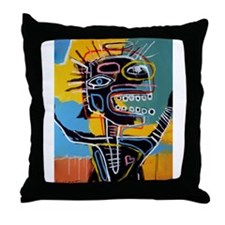 MISFIT Throw Pillow