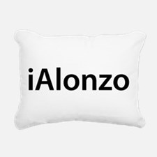 iAlonzo Rectangular Canvas Pillow