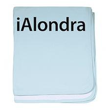 iAlondra baby blanket