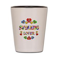 Swimming Lover Shot Glass