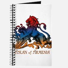 Cute Armenian colors Journal