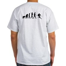 Downhill Skiing T-Shirt