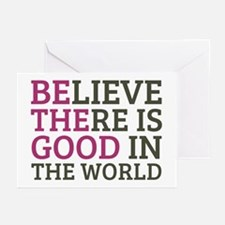 Believe There is Good Greeting Cards (Pk of 10)