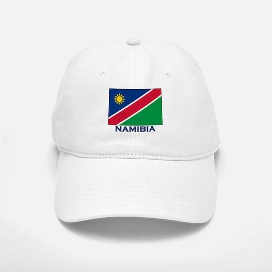 Namibia Flag Merchandise Baseball Baseball Cap