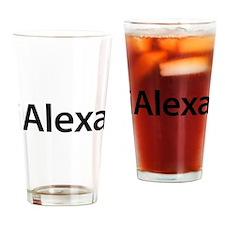 iAlexa Drinking Glass