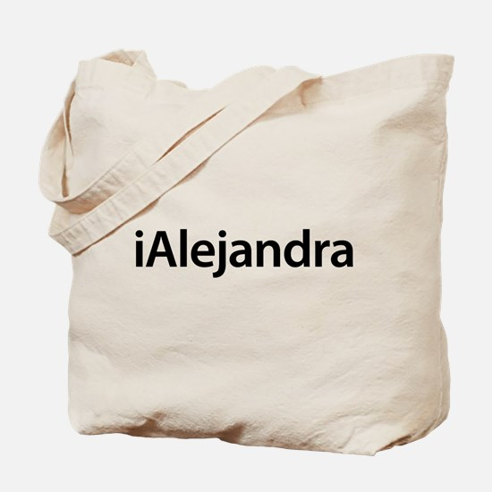 iAlejandra Tote Bag