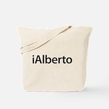 iAlberto Tote Bag