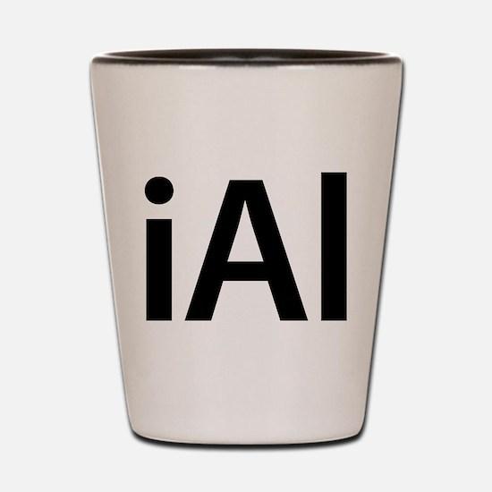 iAl Shot Glass