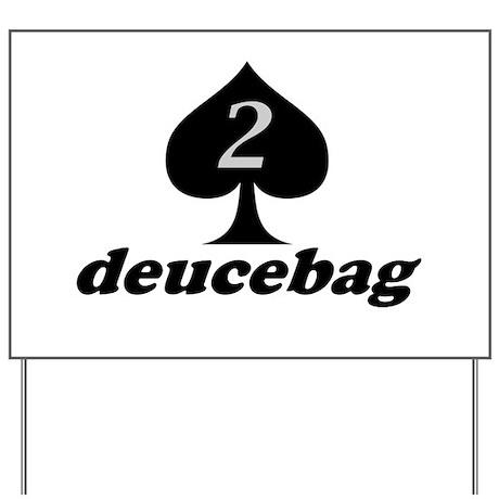 DEUCEBAG FUNNY CHRISTMAS GIFT BAG SHIRT 2012 HOLID