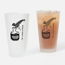 Seeker of Truth Drinking Glass