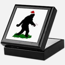 Christmas Squatchin Keepsake Box