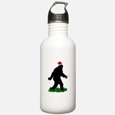 Christmas Squatchin Water Bottle