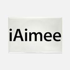 iAimee Rectangle Magnet