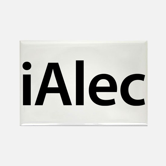 iAlec Rectangle Magnet