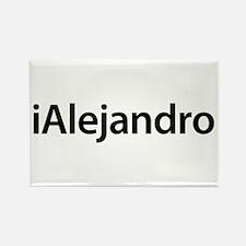 iAlejandro Rectangle Magnet