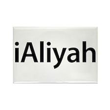 iAliyah Rectangle Magnet