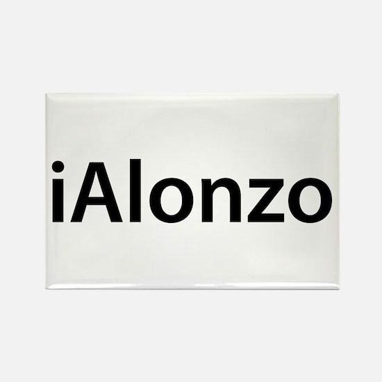 iAlonzo Rectangle Magnet