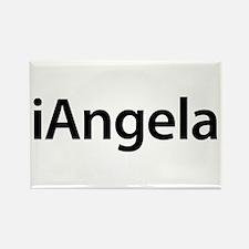 iAngela Rectangle Magnet