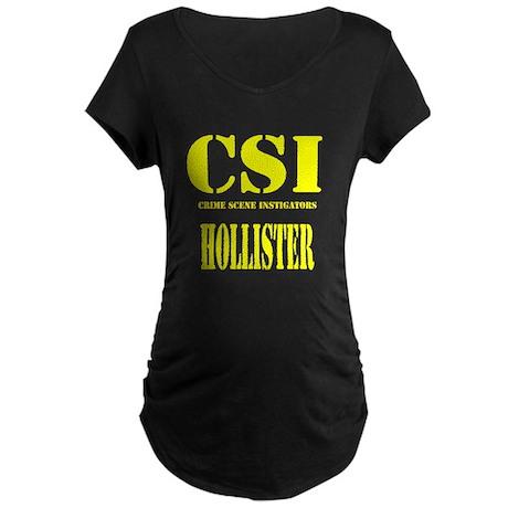 hollister.png Maternity Dark T-Shirt