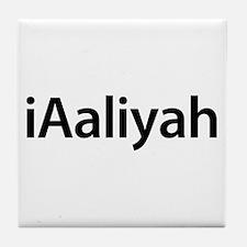 iAaliyah Tile Coaster