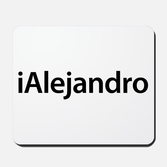iAlejandro Mousepad