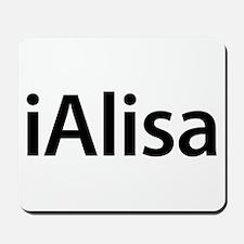 iAlisa Mousepad