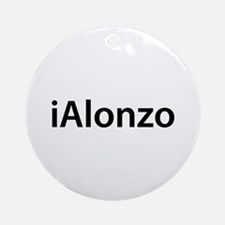 iAlonzo Round Ornament