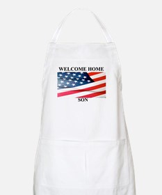 Welcome Home BBQ Apron