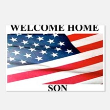 Welcome Home Postcards (Package of 8)