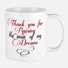 Man of my dreams Mother in law Small Small Mug