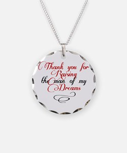 Man of my dreams Mother in law Necklace