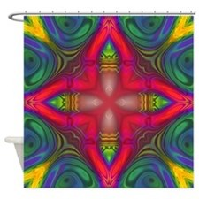 Pattern 410 Shower Curtain