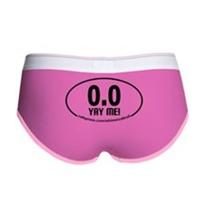 Running 13.1 Spoof 0.0 Yay Me! Women's Boy Brief