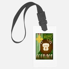 Wizard of Oz Cowardly Lion Deco Poster Design Larg