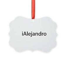 iAlejandro Ornament