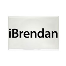 iBrendan Rectangle Magnet