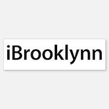 iBrooklynn Bumper Car Car Sticker